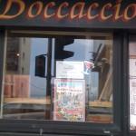 Book Launch at Boccaciio
