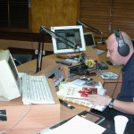 Anne on Israeli radio