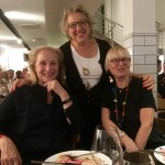 Anne with Ute & Petra, FoodPhoto Festival Denmark 2017