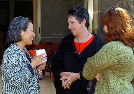 Anne & author Gish Jen
