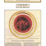 Anne's Pomegranates reviewed in The New York Times!