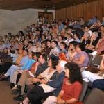 Anne's audience in Jerusalem