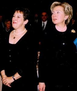 me Hilary Clinton