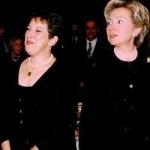 Anne & Hillary Clinton!