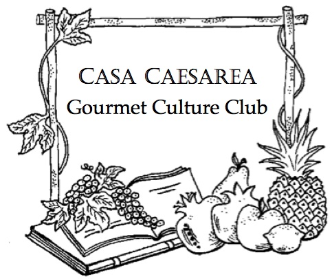 Gourmet Culture Club logo