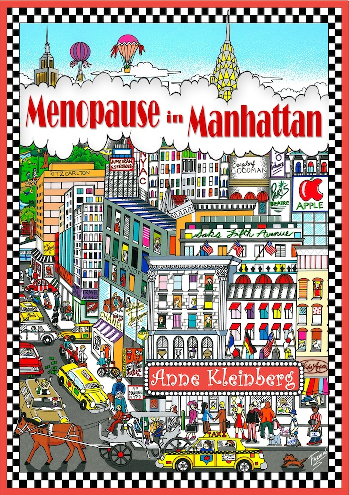 Menopause in Manhattan Cover copy