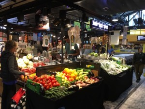 Sarona Market Veggies